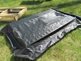How To Make A Platform Bed From Wooden Pallets by Pallet Garden How To Make Raised Wood Pallet Garden Bed
