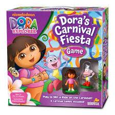 Dora The Explorer Kitchen Set by Dora The Explorer Dora U0027s Carnival Fiesta Board Game Toys