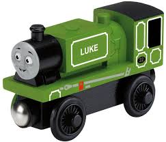 Thomas And Friends Tidmouth Sheds Wooden Railway by Thomas U0026 Friends Wooden Luke Engine Wooden Train And Toy
