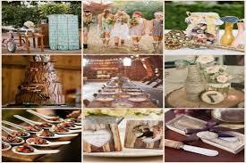 Amazing Of Rustic Themed Wedding Decor