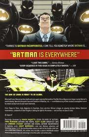 Amazon Batman Incorporated 9781401238278 Grant Morrison Yanick Paquette Chris Burnham Books