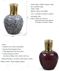 Lampe Berger Car Diffuser Instructions by Luxury Mosaic Glass Catalytic Fragrance Lamp Perfume Lamp Lampe