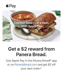 Use Apple Pay In The Panera Bread® App Or On PaneraBread.com ...