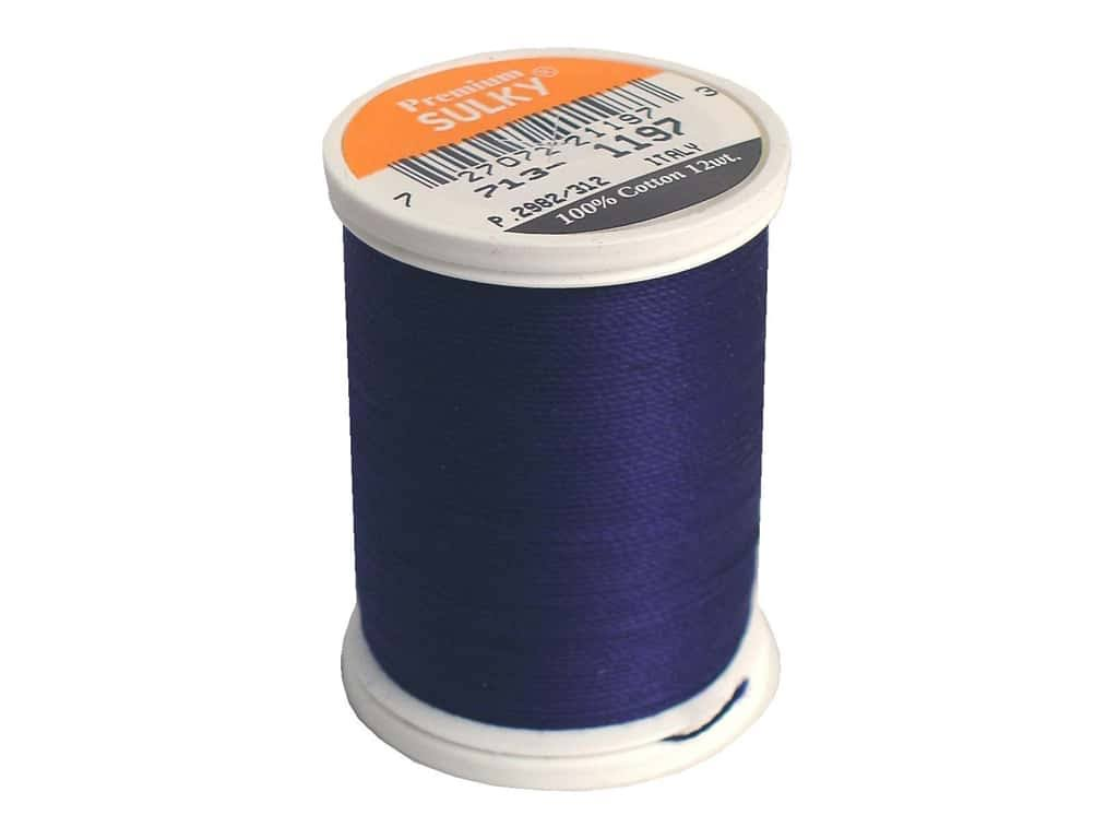 Sulky Cotton Thread - 330 Yards, Medium Navy