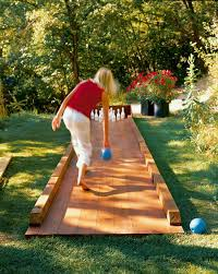 Build An Outdoor Bowling Alley | Carnival Games, Yards And Outdoor ... 25 Tutorials For A Diy Carnival The New Home Ec Games 231 Best Summer Images On Pinterest Look At The Hours Of Fun Your Box Could Provide With Game Top Theme Party Games For Your Kids Backyard Lollipop Tree Game Put Dot Sticks Some Manjus Eating Delights Carnival Themed Birthday Manav Turns 4 240 Ideas Dunk Tank Fun Summer Acvities Outdoor Parties And Best Scoo Doo Images Photo With How To Throw Martha Stewart Wedding Photography By Vince Carla Circus