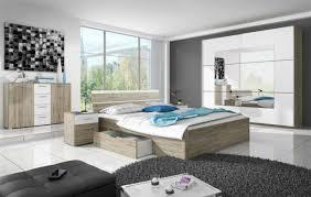 schlafzimmer set 5 tlg alvar inkl doppelbett 180cm und