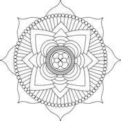 Lotus Mandala By Michelle Grewe
