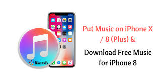 How to Put Music on iPhone X & Download Free Music for iPhone 8 X