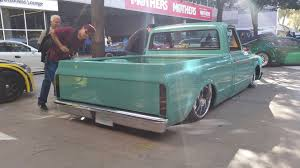 Sema: Chevy C10 | Safety Stance My First Truck 1984 Chevrolet C10 Trucks Pin By Jy M Mgnn On Truck 79 Pinterest Trucks Tbar Trucks 1968 Barn Find Chevy Stepside What Do You Think Of The C10 1969 With Secrets Hot Rod Network Within Fascating 1985 Chevy Pickup 1967 Camioneta Y Forbidden Daves Turns Heads Slamd Mag Yes We Grhead Garage Photos Informations Articles Bestcarmagcom Love Green Colour Dave_7 Flickr Bangshiftcom