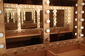 dressing room mirror with lights house exterior and interior how