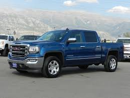 2018 Used GMC Sierra 1500 SLT At Watts Automotive Serving Salt Lake ... 2015 Used Gmc Sierra 1500 4wd Crew Cab 1435 At Ez Motors Serving 1500s For Sale In Bethlehem Pa Autocom Western Buick Windshield Replacement Prices Local Auto Glass Quotes Cal Cars Airway Heights Wa 2013 2500hd Sle Dave Delaneys Columbia 60 New Gmc Pickup Trucks Diesel Dig Used And Preowned Chevrolet Cars Trucks 2018 Eassist Hybrid Pickup To Be Sold Nationwide Sierras For Swift Current Sk Standard 2001 Extended 4x4 Z71 Good Tires Low Miles
