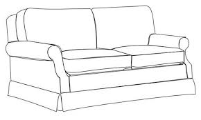 Wednesdays Sketchbook How To Colour In A Sofa