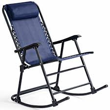 Costway Folding Zero Gravity Rocking Chair Rocker Porch Outdoor Patio  Headrest Blue Gci Outdoor Freestyle Rocker Portable Folding Rocking Chair Smooth Glide Lweight Padded For Indoor And Support 300lbs Lacarno Patio Festival Beige Metal Schaffer With Cushion Us 2717 5 Offrocking Recliner For Elderly People Japanese Style Armrest Modern Lounge Chairin Outsunny Table Seating Set Cream White In Stansport Team Realtree 178647 Wooden Gci Ozark Trail Zero Gravity Porch