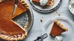 Keeping Pumpkin Pie From Cracking by Ba U0027s Best Pumpkin Pie Recipe Bon Appetit