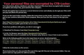 Cryptolocker Virus Australians Forced To Pay As Latest Encryption