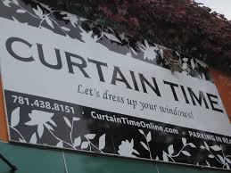 contact curtain time