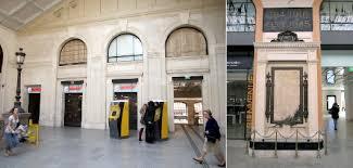 bureau de poste gare montparnasse bureau de change lazare