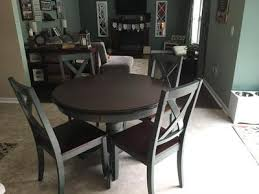 Walmart Dining Room Tables And Chairs by Better Homes And Gardens Cambridge Place Dining Table Blue