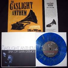 the gaslight anthem record vinyl