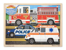 Amazon.com: Melissa & Doug To The Rescue! Wooden Jigsaw Puzzle ... Sound Puzzles Upc 0072076814 Mickey Fire Truck Station Set Upcitemdbcom Kelebihan Melissa Doug Around The Puzzle 736 On Sale And Trucks Ages Etsy 9 Pieces Multi 772003438 Chunky By 3721 Youtube Vehicles Soar Life Products Jigsaw In A Box Pinterest Small Knob Engine Single Replacement Piece Wooden Vehicle Around The Fire Station Sound Puzzle Fdny Shop