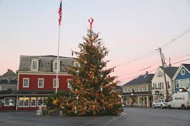 Christmas Tree Shop So Portland Maine by 2017 Kennebunkport U0027s Christmas Prelude Schedule Kennebunkport Me