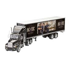 AC/DC | Rock Or Bust Tour Truck Revell Modell Kit - Nuclear Blast Revell Peterbilt 359 Cventional Tractor Semi Truck Plastic Model Free 2017 Ford F150 Raptor Models In Detroit Photo Image Gallery Revell 124 07452 Manschlingmann Hlf 20 Varus 4x4 Kit 125 07402 Kenworth W900 Wrecker Garbage Junior Hobbycraft 1977 Gmc Kit857220 Iveco Stralis Amazoncouk Toys Games Trailer Acdc Limited Edition Gift Set Truck Trailer Amazoncom 41 Chevy Pickup Scale 1980 Jeep Honcho Ice Patrol 7224 Ebay Aerodyne Carmodelkitcom