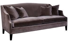 Armen Living Barrister Sofa by Furniture Velvet Loveseat Grey Velvet Sofa Wayfair Sofas