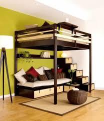 chambre lit mezzanine chambre à coucher 103 grandes idées archzine fr lits