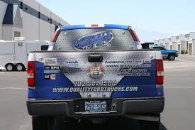 100 Preferred Truck Sales QualityFord_FullRear GeckoWraps Las Vegas Vehicle Wraps Graphics