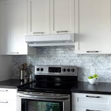kitchen backsplashes countertops the home depot white subway tile
