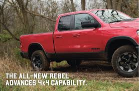 2019 Ram 1500 Brochure - 5th Gen Rams