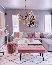 living room ideas pink utan tvekan eleganta rosa