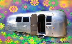 I Want A Hippie Airstream Camper Trailer Retro RV Dreams