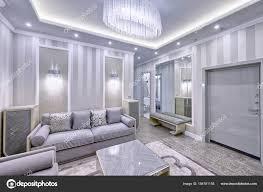 100 Luxury Apartment Design Interiors Modern Interior Living Room Gray White Tones