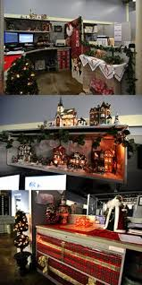Funny Christmas Cubicle Decorating Ideas by Christmas Cubicle Decorating Christmas Office Decorations Ideas