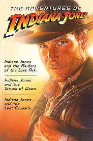 Amazon.com: The Adventures Of Indiana Jones (9780345501271 ...