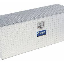 UWS 96 In. Aluminum Underbody Double Door Tool Box-TBUB-96 - The ... Decked Cargo Van Storage System For Nissan Nv 2012current Year Lund 70 In Alinum Cross Bed Full Size Tool Box9306 The Home Depot Truck Toolbox Home Depot Decorating Ideas Buyers Products Company Diamond Tread Contractor Truck Box 90 Steel Top Mount White86190 48 Side Box9748pb Weather Guard Defender Series 71 X 19 17 Husky Boxes Wwwtopsimagescom 5 Ft 9 Pick Up Gm Sierra Or Delta 72 2door Topsides Box577000 Loside Black174501 Trailer Utility