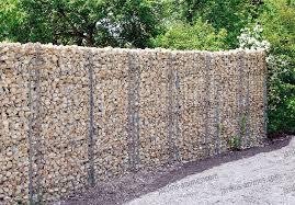 mur de separation exterieur mur gabion 180x110x20cm gabion mur et cage