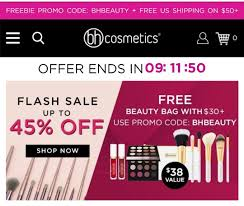 BH Cosmetics Flash Sale: Up To 45% Off + Free Beauty Bag With $30+ ... Bh Cosmetics Up To 50 Off Site Wide No Code Need Some Eyeshadow Palettes Beauty Explore Online Coupon Adventures In Polishland Coupon It Cosmetics Cyber Monday When Is More Ulta Promo Codes Bareminerals 10 4020 75 Opi Bh Promo Codes 2019 Makeupviewco Coupons Elf Free Shipping Best Cheap Smart Tv Festival Sale Palette 16 Brushes 2160 Flash Up 45 Beauty Bag With 30 Avon Canada Turbo Tax Software Daisy Marquez Makeup