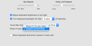 How To Disable Touch Bar On MacBook Pro | Technobezz How To Change Macbook Screen Resolution Manually Ense Menubar Stats An Advanced Mac System Monitor With Use Dictation Commands Tell Your What Do Apple Support Fix Icon Toolbar Missing On Finder Menubar Desktop Macos To Remove Imessage On Pro Ask Find The Command Symbol In Os X 15 Of Best Menu Bar Extras For Macos Sierra The Security Tip Autohide Menu Bar El Capitan Icons From Mac Youtube Try Out New Touch Any Tip Rearrange And Remove Stock Icons What Apps Are Using Draing Battery A