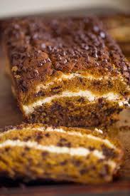 Libby Pumpkin Bread by Chocolate Chip Pumpkin Cream Cheese Bread Dinner Then Dessert