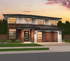 104 Contempory House Victory Home Plan Charming Contemporary Plan With Garage
