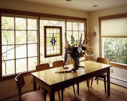 Traditional Kitchen And Dining Room