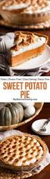 Pumkin Flavor Flav Name by Healthy Sweet Potato Pie Recipe Pies Vegans And Thanksgiving