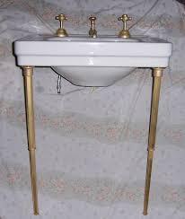 American Standard Retrospect Countertop Sink by Pedestal Sink Legs Befon For