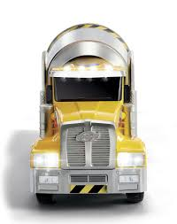 Fast Lane Light & Sound Cement Truck - Toys