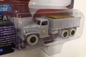 100 64 Gmc Truck Johnny Lightning 1 GMC CCKW 2 12 Ton White Lightning Die
