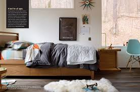 Dwr Min Bed by Kim Ficaro Gallery Design Within Reach