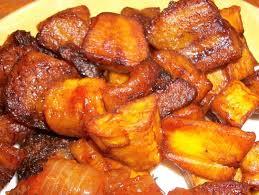 cuisiner des bananes plantain alloco bananes plantain recette africaine classique de la