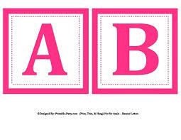 Colorful Alphabet Letters Printable Docoments Ojazlink